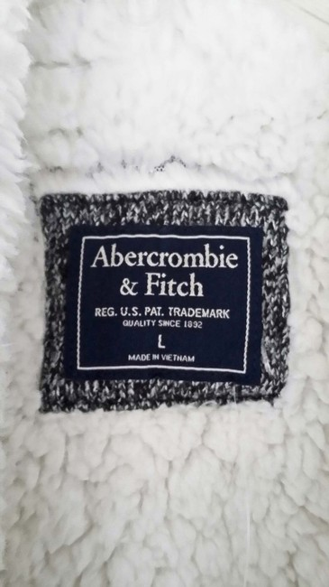 Abercrombie & Fitch Gray Jacket Image 2
