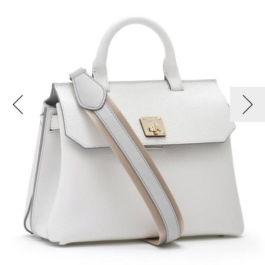 Preload https://img-static.tradesy.com/item/25556871/mcm-milla-tote-and-convertible-design-silver-leather-backpack-0-0-540-540.jpg