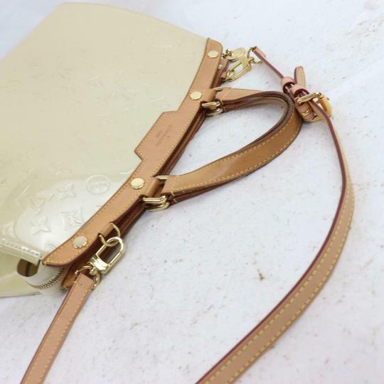 Louis Vuitton Satchel in Cream Image 2