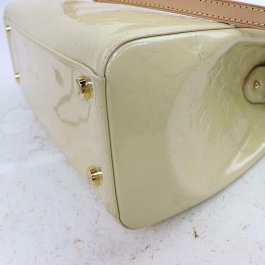 Louis Vuitton Satchel in Cream Image 3