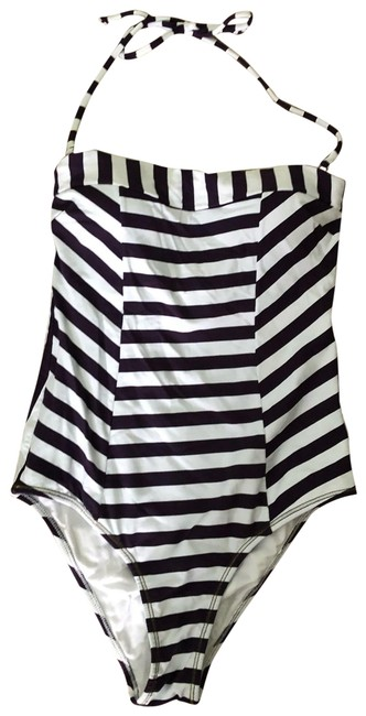 Preload https://img-static.tradesy.com/item/25556954/ondademar-blue-and-white-striped-swimsuit-one-piece-bathing-suit-size-8-m-0-1-650-650.jpg