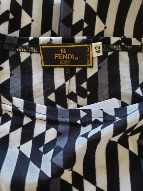 Fendi short dress Multicolor Ff Mania Zucca Monogram Sundress on Tradesy Image 10