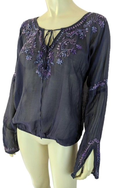Preload https://img-static.tradesy.com/item/25557013/lucky-brand-purple-cotton-silk-embroidery-sheer-blouse-size-6-s-0-2-650-650.jpg