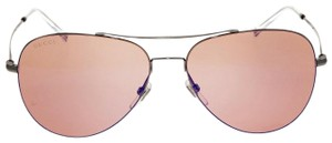 Gucci GUCCI TECHNO COLOR 2245 Ruthenium Pink Violet Mirrored Steel GG0500