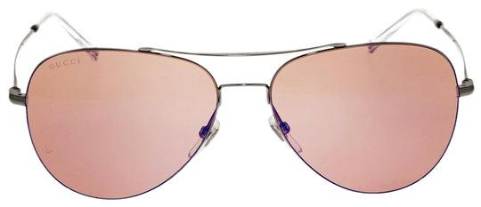 Preload https://img-static.tradesy.com/item/25557066/gucci-pink-violet-techno-color-2245-ruthenium-mirrored-steel-gg0500-sunglasses-0-1-540-540.jpg