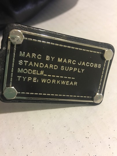 Marc by Marc Jacobs Satchel in black Image 8