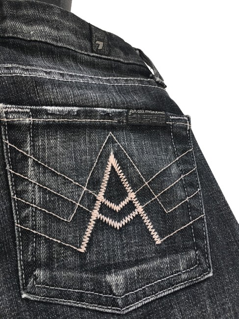 Preload https://img-static.tradesy.com/item/25557192/7-for-all-mankind-black-light-wash-boot-cut-jeans-size-26-2-xs-0-1-650-650.jpg