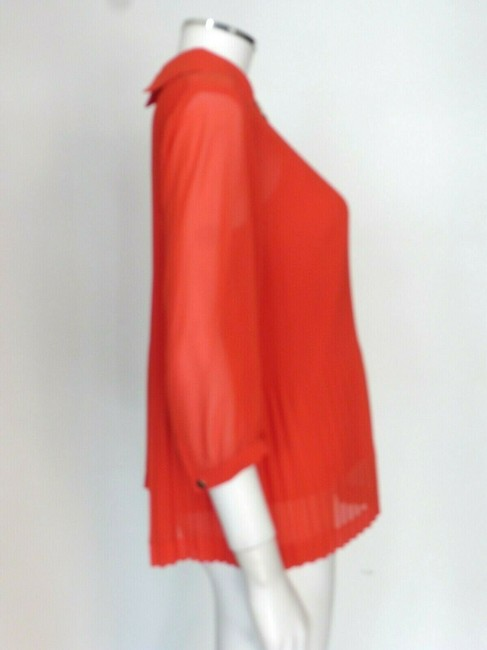 Ted Baker Top Coral Red Image 4