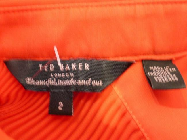 Ted Baker Top Coral Red Image 6