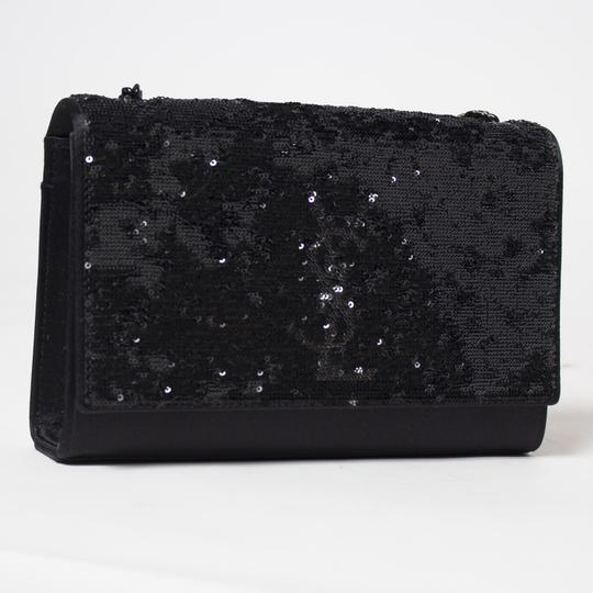 Saint Laurent Ysl Kate Sequin Satin Cross Body Bag Image 1