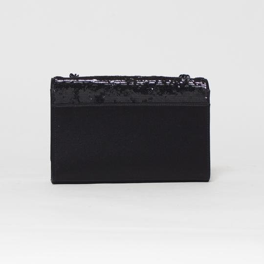 Saint Laurent Ysl Kate Sequin Satin Cross Body Bag Image 2