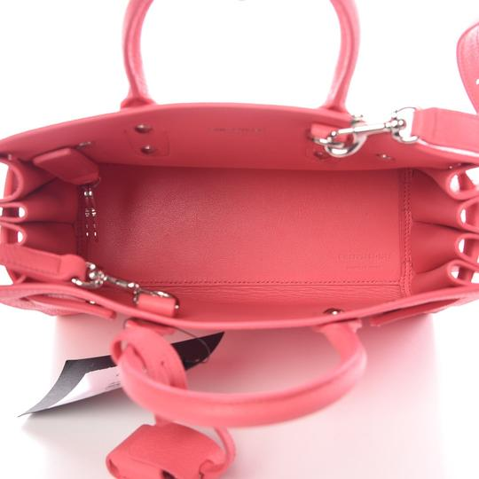 Saint Laurent Sac De Jour Nano Micro Micro-mini Satchel in Pink Image 4