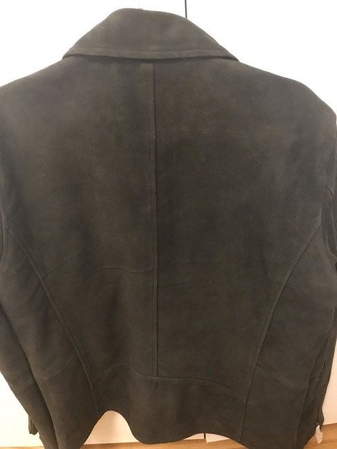 Selected Homme Leather Jacket Image 3