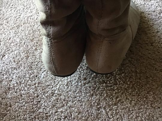 Forever 21 beige Boots Image 3