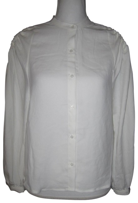 Preload https://img-static.tradesy.com/item/25557489/7-for-all-mankind-soft-white-cold-shoulder-tie-button-down-top-size-2-xs-0-1-650-650.jpg