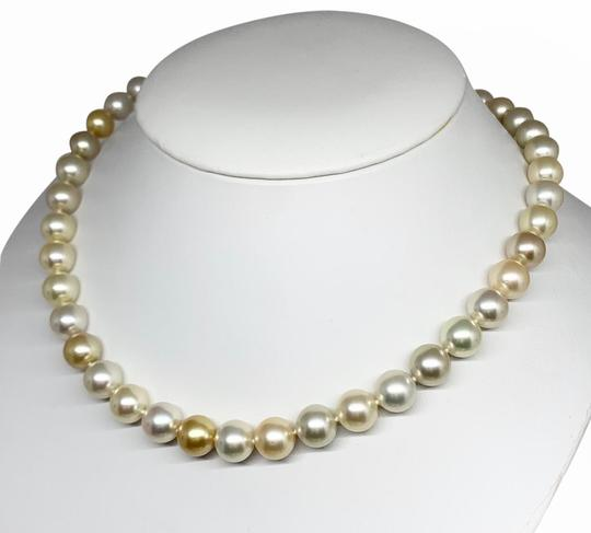 Mikimoto Certified 25000 Estate South Sea 10 Mm 17.5
