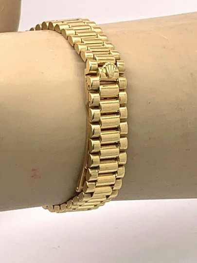 Rolex 1979 Rolex 6917 Ladies 18k Yellow Gold President Watch Oyster Datejust Image 9