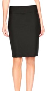 The Limited Pencil Work Office Classic Professional Skirt Black