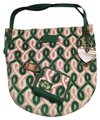 Juicy Couture Matching Set Zippy Wallet Tote in Green