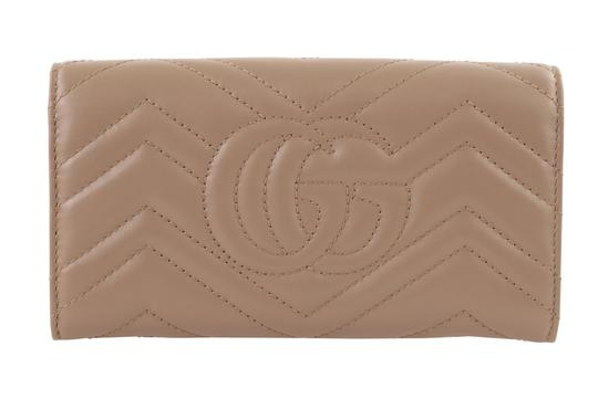 Gucci Marmont 2.0 Leather Continental Wallet Image 1