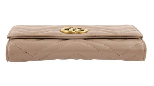 Gucci Marmont 2.0 Leather Continental Wallet Image 2
