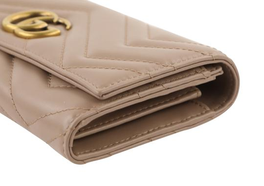 Gucci Marmont 2.0 Leather Continental Wallet Image 4