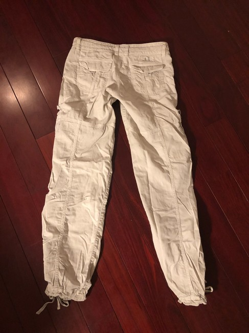 A|X Armani Exchange Cargo Pants off white Image 1