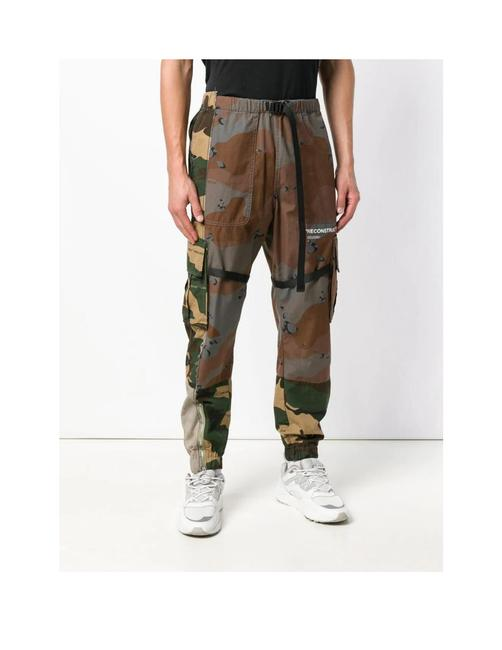 Off-White Cargo Pants camo Image 2