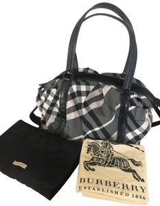 Burberry Tote Novacheck Diaper Bag