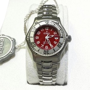 Ebel GREAT CONDITION!! Ebel Stainless steel case with a stainless steel bracelet