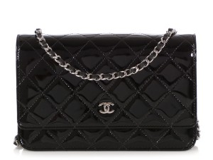 Chanel Ch.q0514.03 Woc Quilted Silver Hardware Cross Body Bag