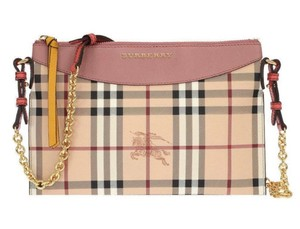 f375773a54a Pink Burberry Cross Body Bags - Up to 70% off at Tradesy
