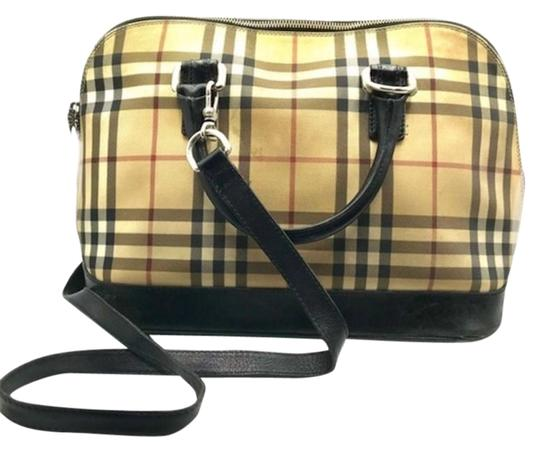 Preload https://img-static.tradesy.com/item/25563197/burberry-london-nova-check-dome-multicolor-canvasleather-satchel-0-1-540-540.jpg