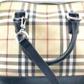 Burberry London Dome Satchel in Multicolor Image 2
