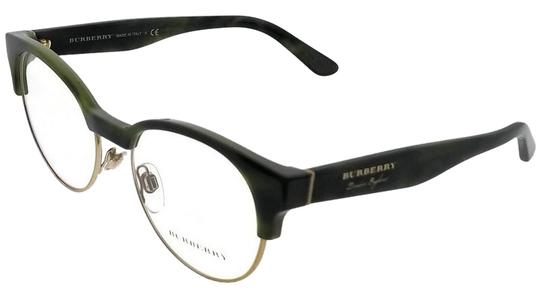 Preload https://img-static.tradesy.com/item/25563309/burberry-gold-be2261-3659-50-round-women-s-frame-clear-lens-genuine-eyeglasses-0-1-540-540.jpg