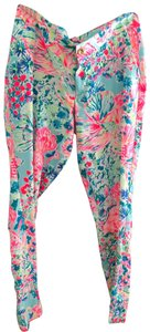 Lilly Pulitzer Straight Pants Multi