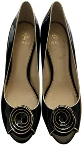 Isola Patent Party Black Formal