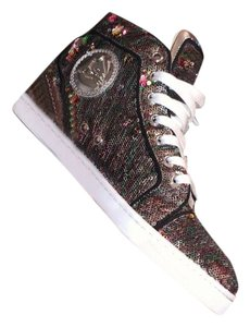 best service ea963 8ffde Christian Louboutin Sneakers - Up to 70% off at Tradesy