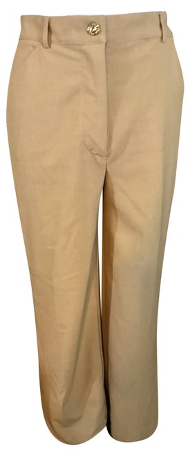 Item - Tan Lined Pants Size 8 (M, 29, 30)