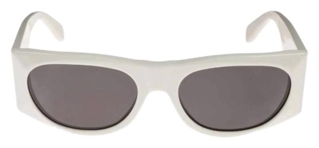 Céline Milk/Smoke 59mm Flat Top Acetate Sunglasses Céline Milk/Smoke 59mm Flat Top Acetate Sunglasses Image 1