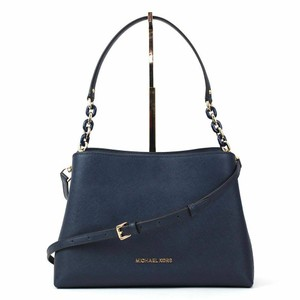 Michael Kors Portia Tote Satchel in blue