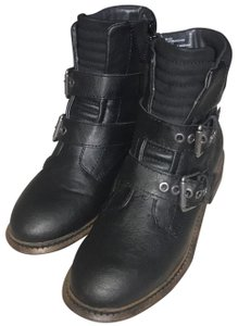 White Mountain black Boots