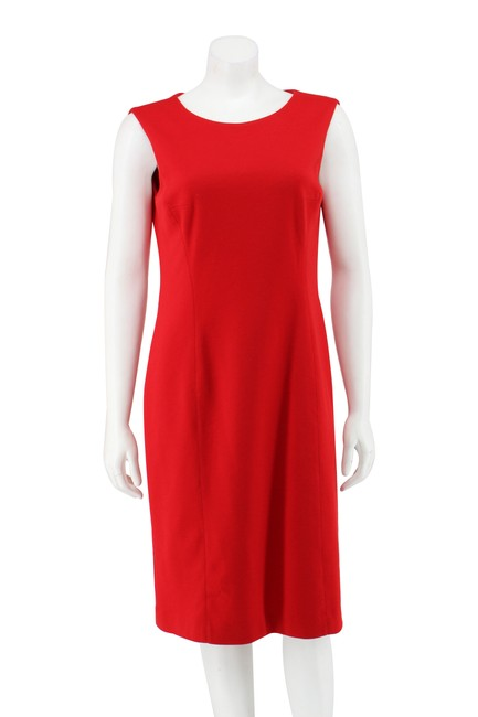 Preload https://img-static.tradesy.com/item/25566171/jones-new-york-red-collection-stretch-ponte-knit-career-shift-mid-length-workoffice-dress-size-10-m-0-0-650-650.jpg