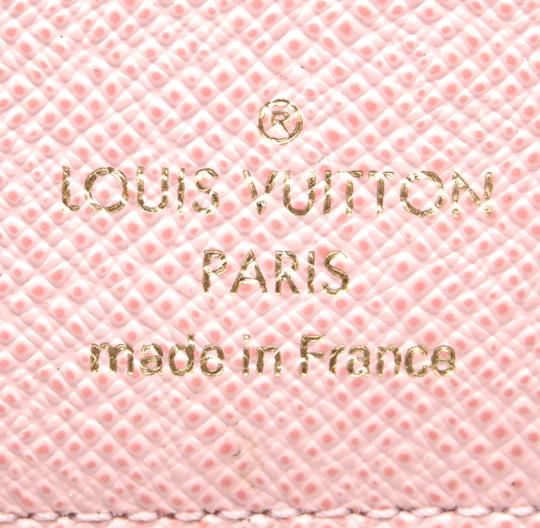 Louis Vuitton RARE Victorine Owl Lovely bird trifold Wallet bill coin case holder Image 5