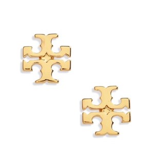 Tory Burch TORY BURCH • Logo Earrings • Gold