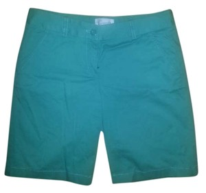 J.Crew Bermuda Shorts Green
