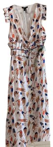 multi colored Maxi Dress by Anthropologie