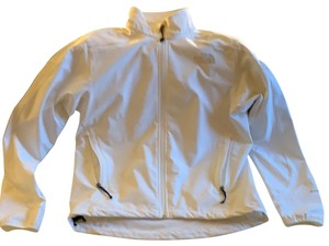 The North Face off white Jacket