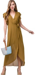 olive Maxi Dress by entro
