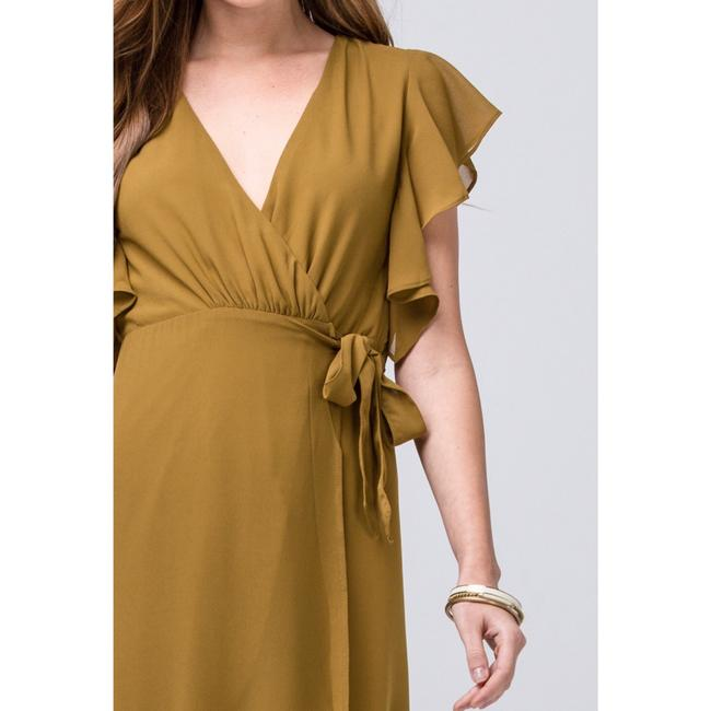olive Maxi Dress by entro Image 3
